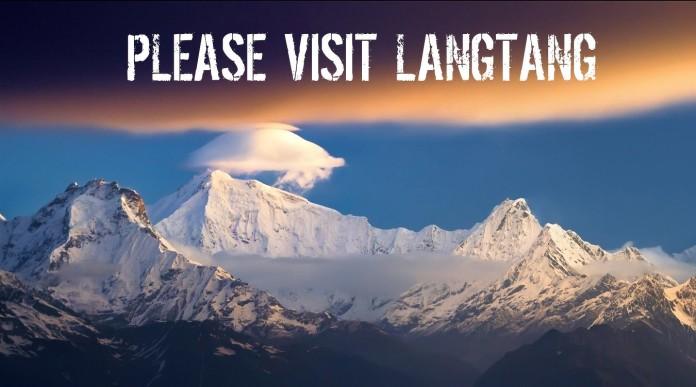 Visit Langtang in Nepal