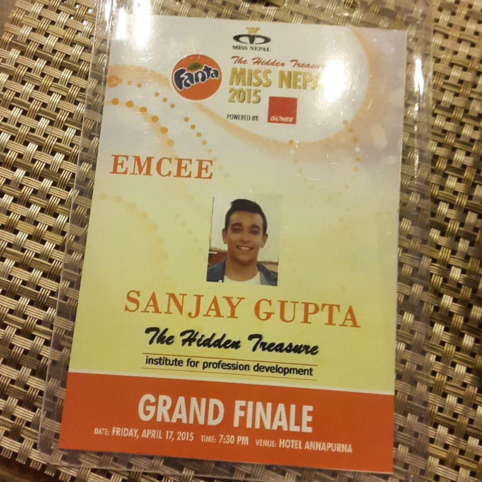 emcee tonight sanjay gupta